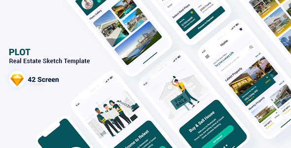 [Free Download] Plot – Real Estate Sketch Template (Nulled) [Latest Version]