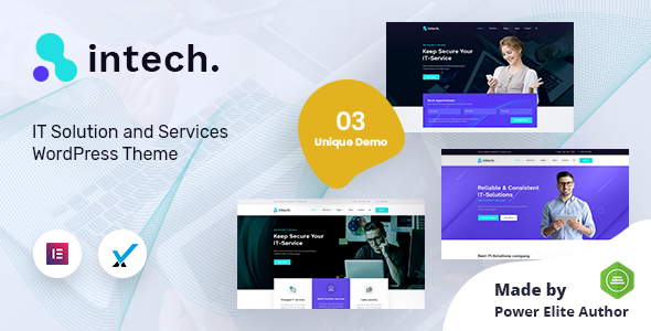 [Free Download] Intech – IT Solutions Company WordPress Theme (Nulled) [Latest Version]