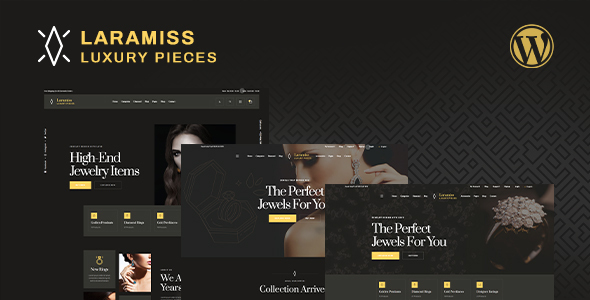 [Free Download] Laramiss | Multipurpose Luxury WordPress Theme (Nulled) [Latest Version]