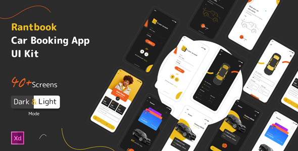 [Free Download] Rantbook – Car booking App Ui Kit (Nulled) [Latest Version]