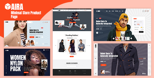 [Free Download] Aira – WooCommerce Hero Slider XD Template (Nulled) [Latest Version]