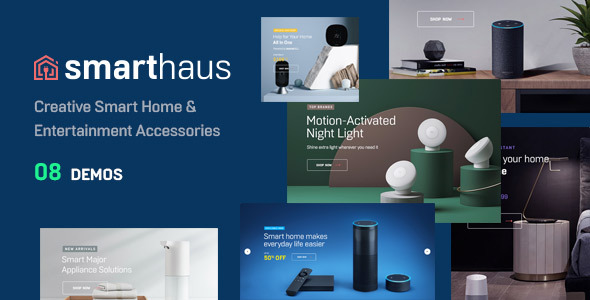 [Free Download] Leo Smarthaus Smart Devices & Entertainment Prestashop Theme (Nulled) [Latest Version]