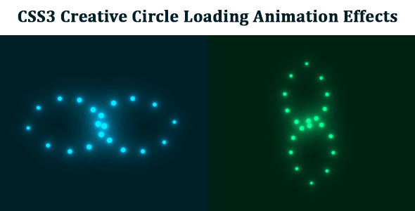 [Free Download] CSS3 Creative Circle Loading Animation Effects (Nulled) [Latest Version]