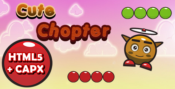 [Free Download] Cute Chopter – Construct 2 Html5 Game (Nulled) [Latest Version]