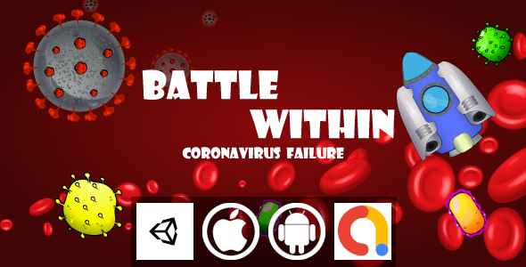 [Free Download] Battle Within CoronaVirus Failure Unity Shooter Game With Admob For Android and iOS (Nulled) [Latest Version]