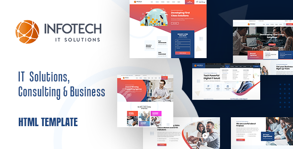 [Free Download] Infotech – IT Solutions HTML5 Template (Nulled) [Latest Version]