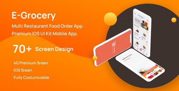 [Free Download] E-Grocery | Food Order App. (Nulled) [Latest Version]