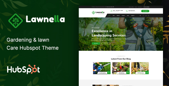 [Free Download] Lawnella – Gardening & Landscaping Hubspot Theme (Nulled) [Latest Version]