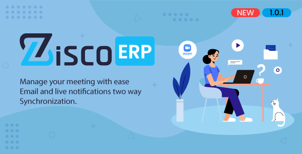 [Free Download] Zoom Meeting for ZiscoERP (Nulled) [Latest Version]