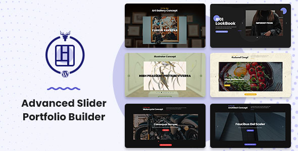 [Free Download] Advanced Slider Portfolio Builder (Nulled) [Latest Version]