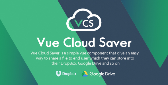 [Free Download] Vue Cloud Saver – Vue Component for File Sharing (Nulled) [Latest Version]