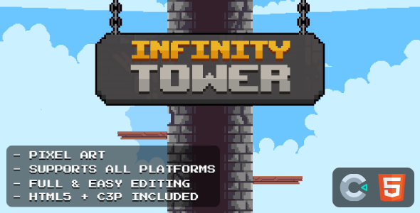 [Free Download] Infinity Tower – HTML5 Game (Nulled) [Latest Version]