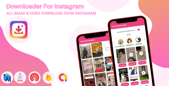 [Free Download] Instagram Video Downloader – All Image and Video downloader with Admob Integration (Nulled) [Latest Version]