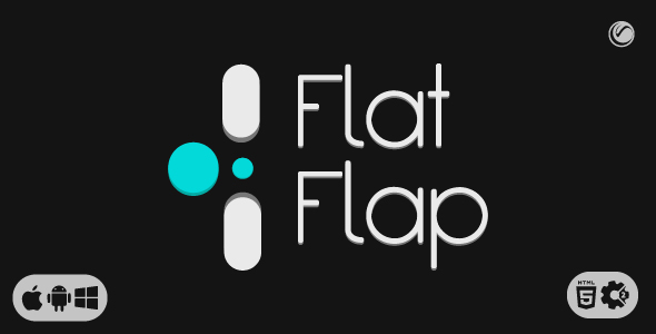 [Free Download] Flat Flap | HTML5 • Construct Game (Nulled) [Latest Version]