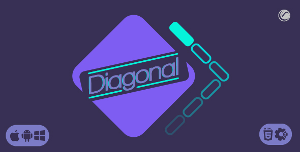 [Free Download] Diagonal | HTML5 • Construct Game (Nulled) [Latest Version]