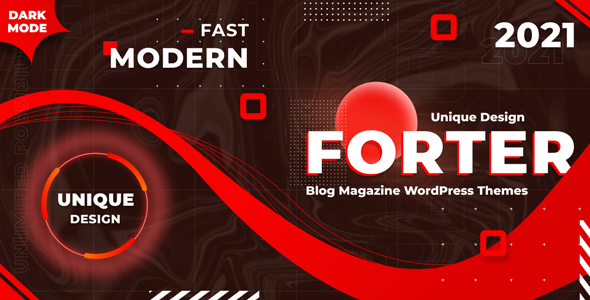 [Free Download] Forter – Magazine and Blog WordPress Theme (Nulled) [Latest Version]