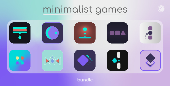 [Free Download] Minimalist Games Bundle 1   HTML5 • Construct Games (Nulled) [Latest Version]