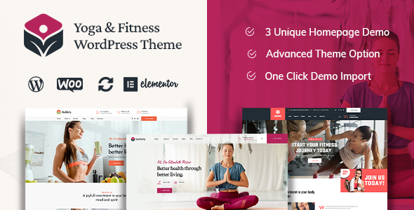 [Free Download] Helthify – Yoga and Fitness WordPress Theme (Nulled) [Latest Version]