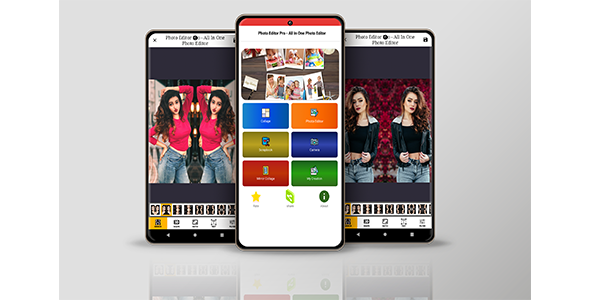 [Free Download] Photo Collage Maker, Photo on Photo, Photo Filter – Android App + Ad Integration (Nulled) [Latest Version]
