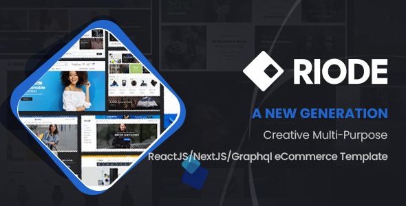 [Free Download] Riode – React NextJS  eCommerce Template (Nulled) [Latest Version]