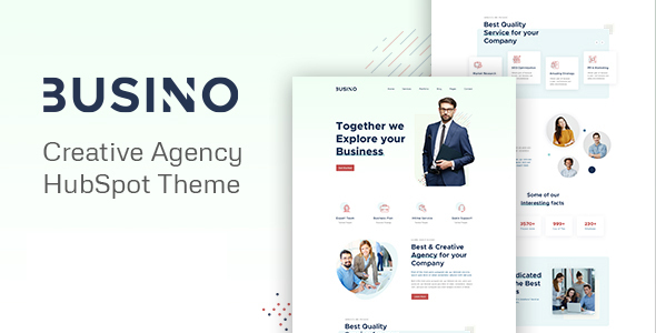 [Free Download] Busino – Creative Agency HubSpot theme (Nulled) [Latest Version]