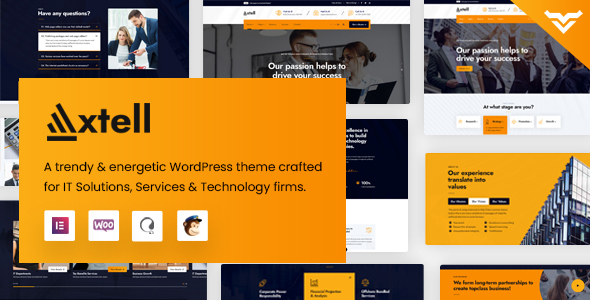[Free Download] Axtell – IT Solutions WordPress Theme (Nulled) [Latest Version]