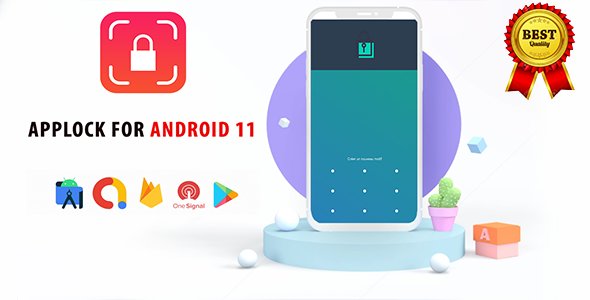 [Free Download] Applock Kotlin Android 11 (Nulled) [Latest Version]