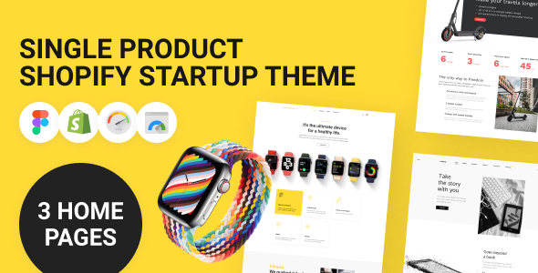 [Free Download] Single Product Shopify Startup Theme (Nulled) [Latest Version]