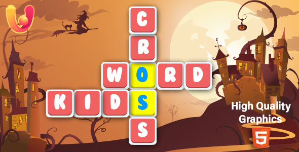 [Free Download] Halloween Crossword for Kids (Nulled) [Latest Version]