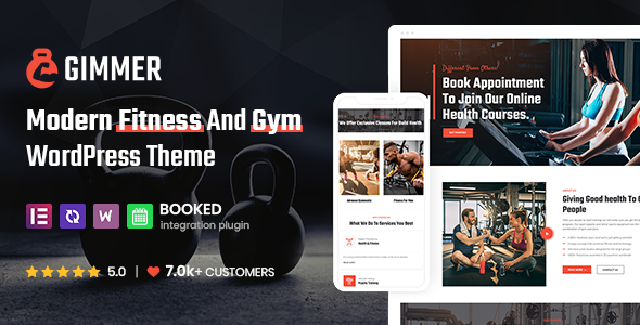 [Free Download] Gimmer – Fitness & Gym WordPress Theme (Nulled) [Latest Version]