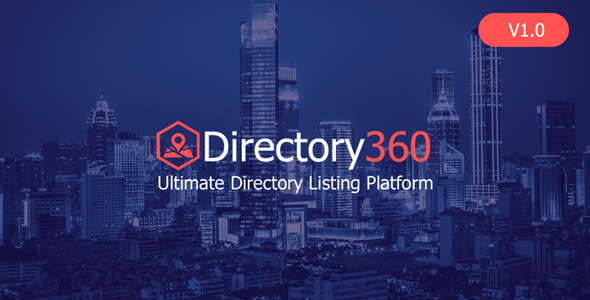 [Free Download] Directory360 – Ultimate Directory Listing Platform (Nulled) [Latest Version]