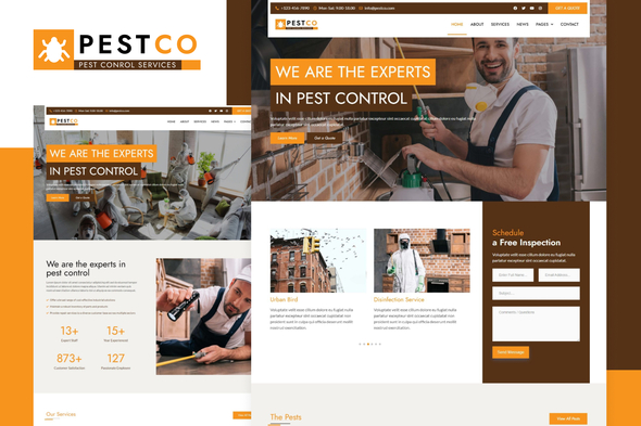 [Free Download] Pestco – Pest Control Elementor Template Kit (Nulled) [Latest Version]