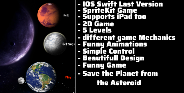 [Free Download] Asteroid Attack (Nulled) [Latest Version]