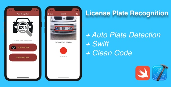 [Free Download] iOS License Plate Recognition (Nulled) [Latest Version]