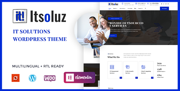 [Free Download] Itsoluz – IT Solutions WordPress Theme (Nulled) [Latest Version]