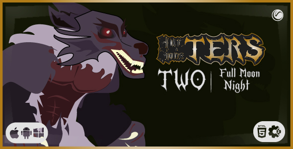 [Free Download] TERS Two: Full Moon Night | HTML5 Construct Game (Nulled) [Latest Version]