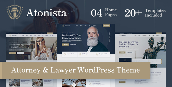 [Free Download] Atonista – Lawyer & Attorney WordPress Theme (Nulled) [Latest Version]