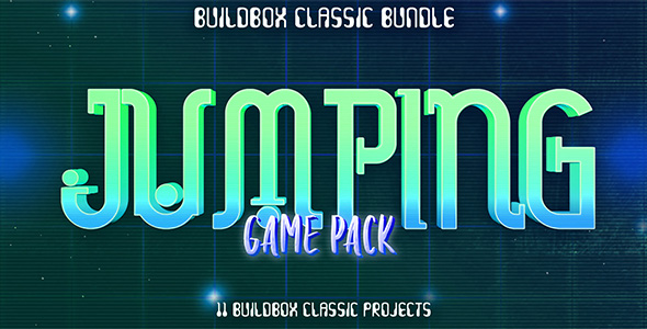 [Free Download] 11 Buildbox Jumping Game Pack (Nulled) [Latest Version]