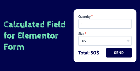 [Free Download] Calculated Field for Elementor Form (Nulled) [Latest Version]