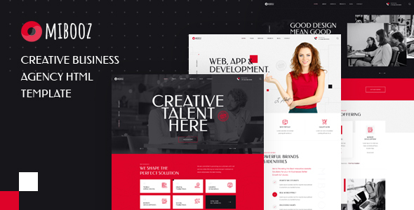 [Free Download] Mibooz – Creative Agency HTML Template (Nulled) [Latest Version]