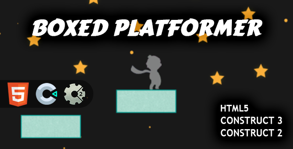 [Free Download] Boxed Platformer HTML5 Construct 2/3 (Nulled) [Latest Version]