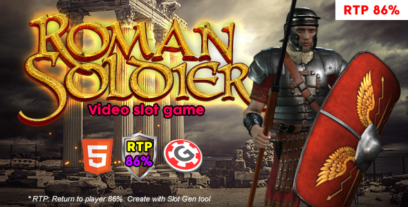 [Free Download] Roman Solider Video Slot (Nulled) [Latest Version]