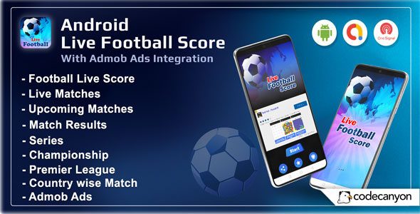 [Free Download] Android Football Live Score – Soccer Live Score 2021 (Android 11) (Nulled) [Latest Version]