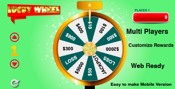 [Free Download] Lucky Wheel (Nulled) [Latest Version]