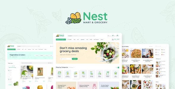 [Free Download] Nest – Multipurpose eCommerce HTML Template (Nulled) [Latest Version]