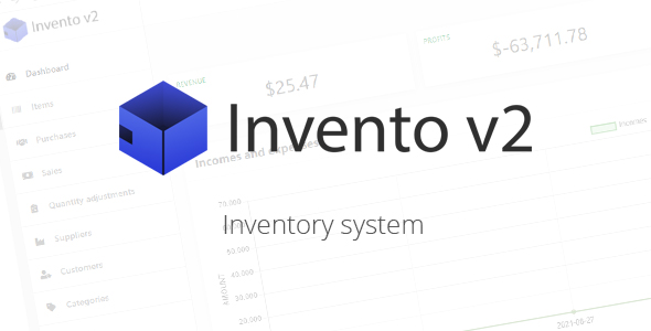 [Free Download] Invento v2 – Inventory system (Nulled) [Latest Version]
