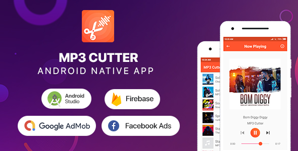 [Free Download] Mp3 Cutter & Rington Maker – Android (Nulled) [Latest Version]