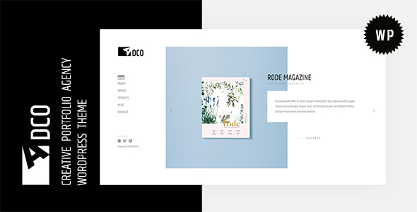 [Free Download] Adco – Creative Agency WordPress (Nulled) [Latest Version]