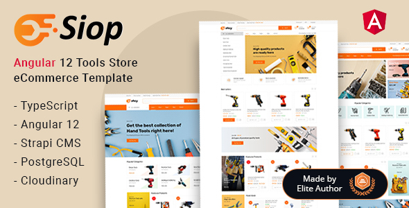 [Free Download] Siop – Tools Store Angular Functional Template + Admin Panel (Nulled) [Latest Version]