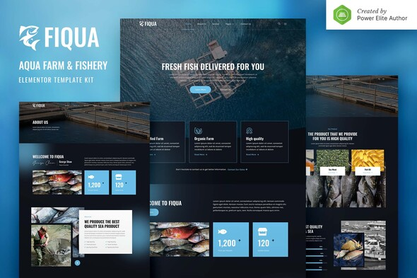 [Free Download] Fiqua – Aqua Farm & Fishery Services Elementor Template Kit (Nulled) [Latest Version]